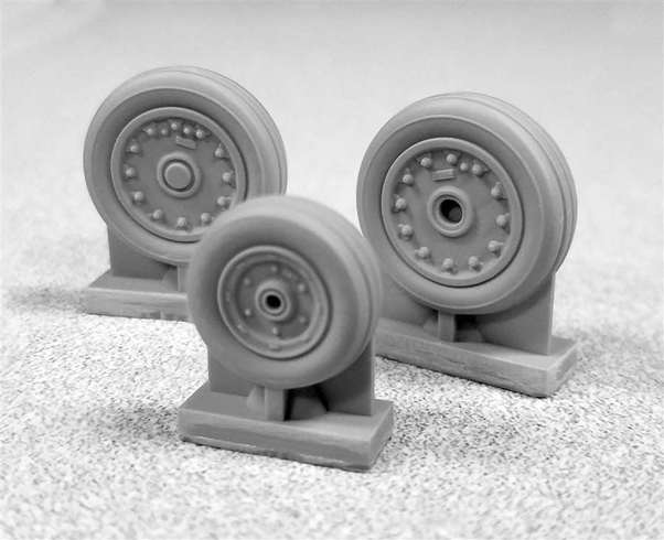 A4 Skyhawk Wheel set  TDP72205