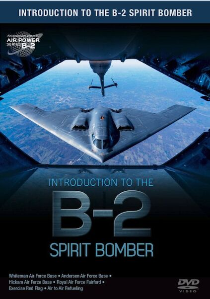 Introduction to the B-2 Spirit Bomber  0096962101497