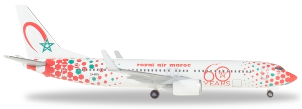 B737-800 (Royal Air Maroc