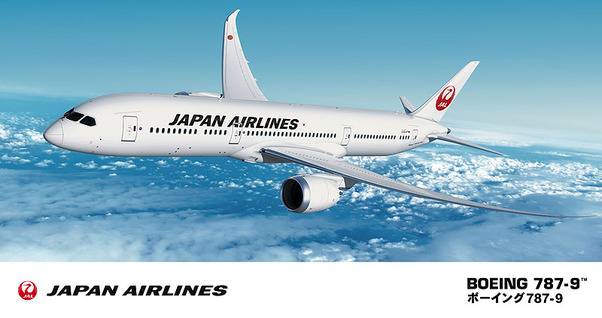 Boeing 787-9 (JAL)  2410722