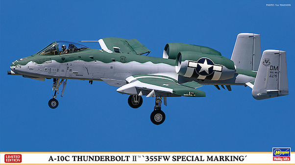 A10C Thunderbolt II '355FW Special Markings