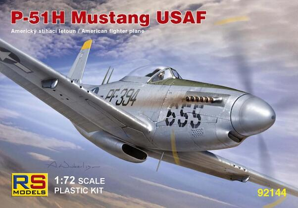 North American P51H Mustang (USAF)  92219