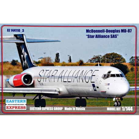 McDonnell Douglas MD87 (SAS Star Alliance) NEW SUPPLIER, LOWER PRICE!)  144110-3