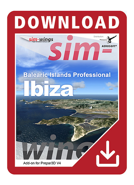 Balearic Islands professional - Ibiza (download version)  AS14386