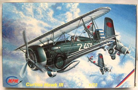 Curtiss BF2C Hawk III  MPM HAWK 3