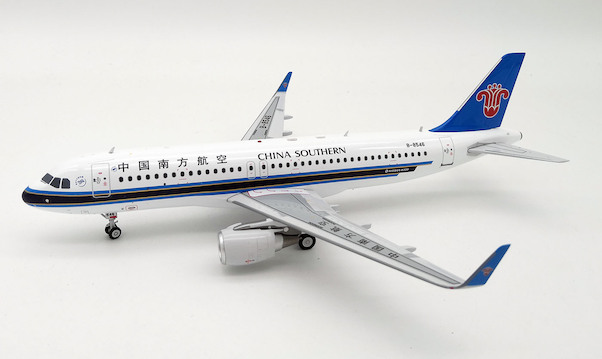 A320 (China Southern Airlines) B-8546 With Stand  IF320CZ02
