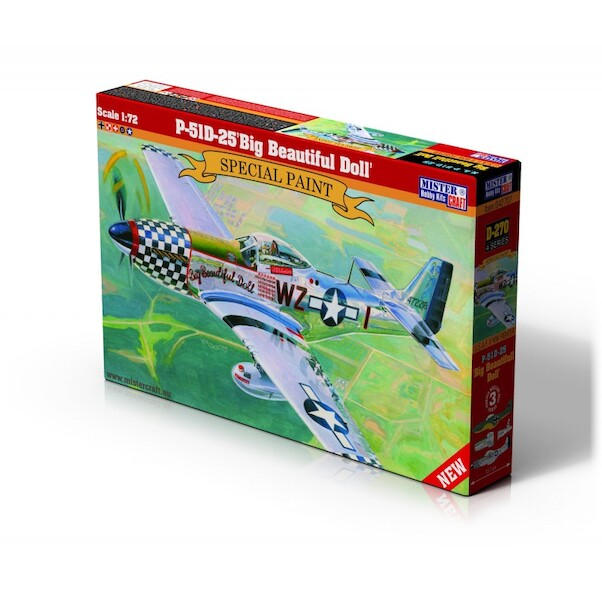 P51D Mustang 'Big Beautiful Doll