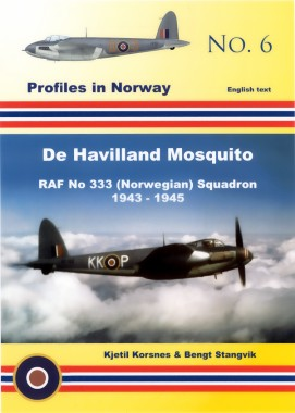 De Havilland Mosquito, RAF No 333 (Norwegian) Squadron 1943-1945  8292542057