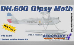 De Havilland DH60 Gipsy Moth  dh60