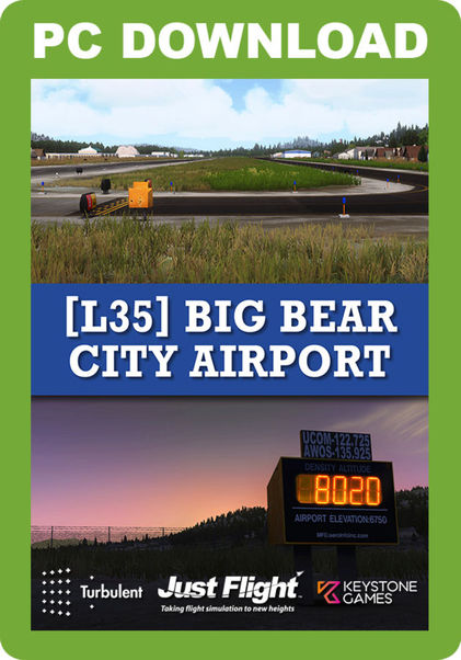 L35 Big Bear City Airport (download version)  J3F000184-D