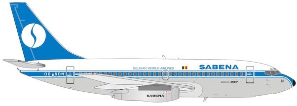 B737-200 (Sabena) OO-SDN  559942