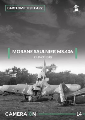 Morane Saulnier MS406C-1 France 1940  9788365958327