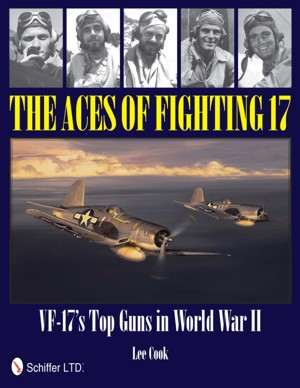 The Aces of Fighting 17: VF-17's Top Guns in World War II  9780764339479