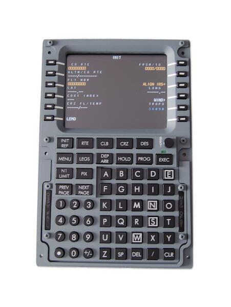 B737 Cdu Version 3 Aviationmegastore Com
