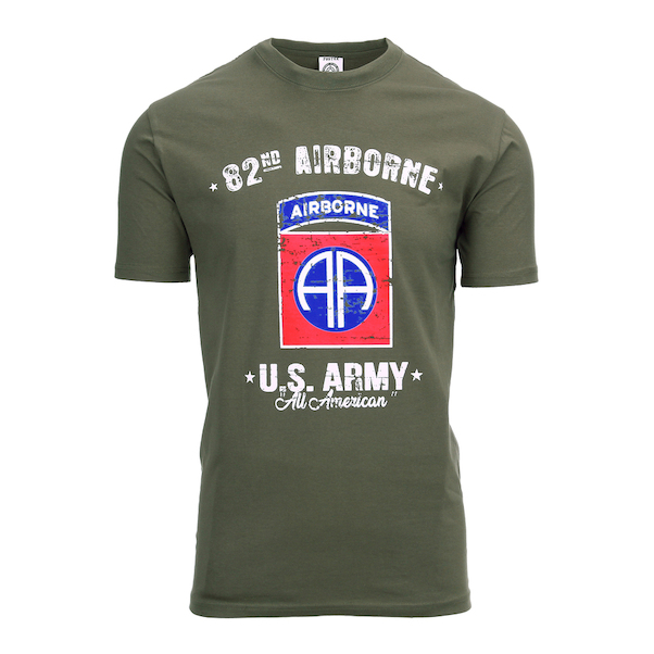 T-shirt U.S. Army 82nd Airborne  13362411