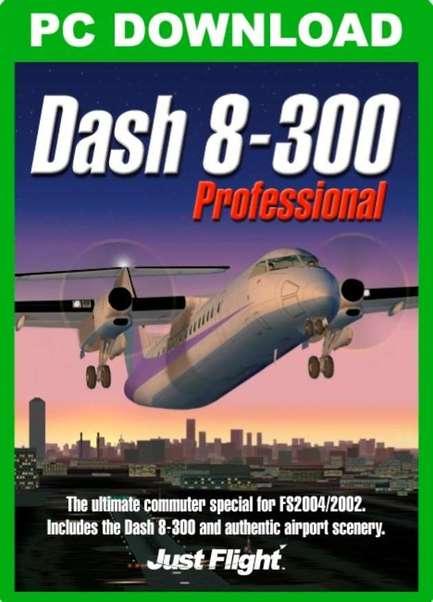 bombardier q300 fsx download