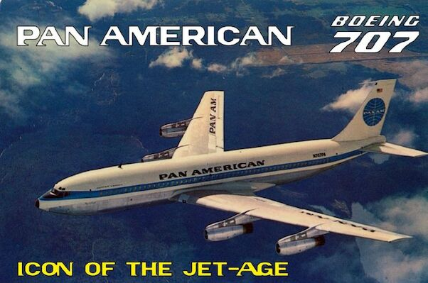 Image result for Boeing 707 Pan Am