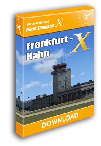 Frankfurt-Hahn X (download version) (Aerosoft 11532-D)