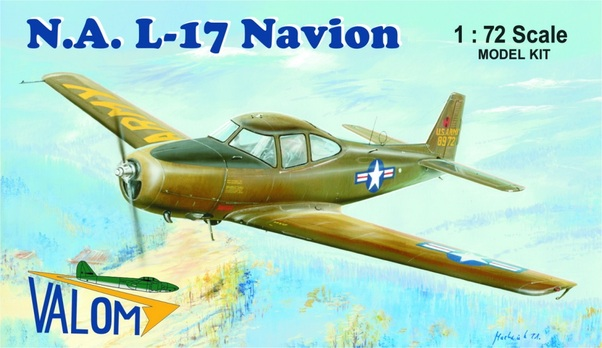 Ryan L17A Navion (Korean War)  72106