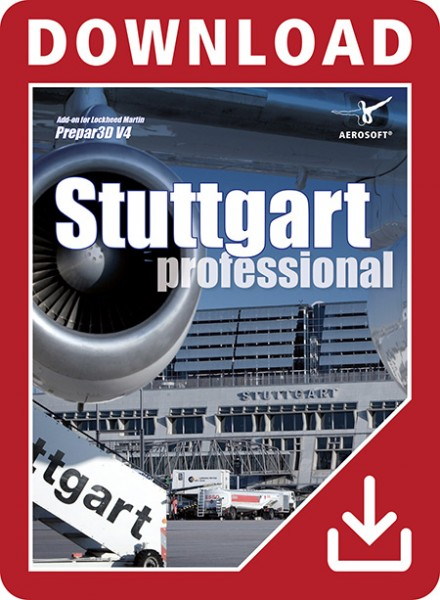 German Airports - Stuttgart professional (Download version)  14162-D