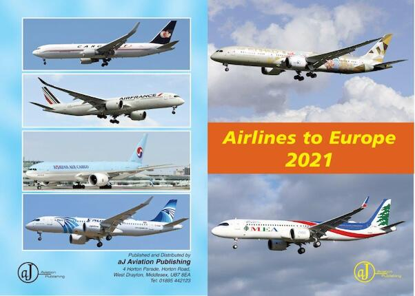 Airlines to Europe 2021  ATE2021