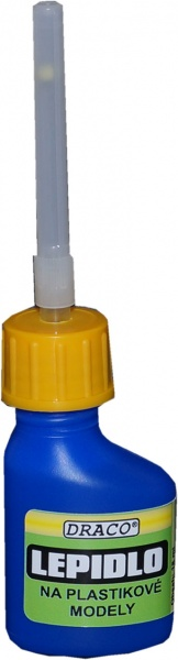 Draco Glue applicator (18ml)  lepidlo
