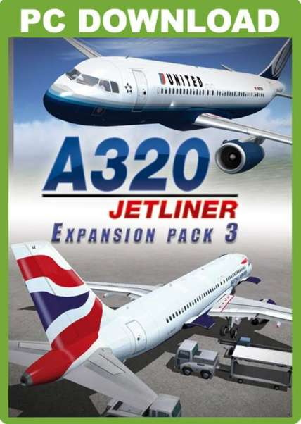 A320 Jetliner Expansion Pack 3 (download version FSX)  J3F000012-D