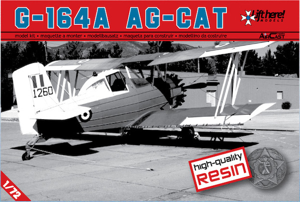 Grumman G164 AgCat (Expected end of 2020)  LHM051