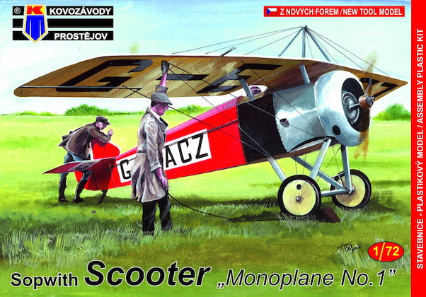 Sopwith Scooter 'Monoplane No.1