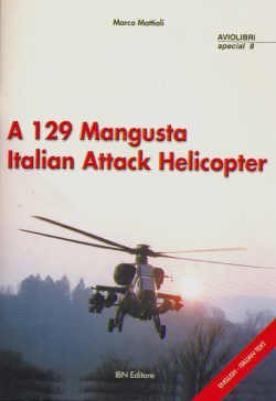 A129 Mangusta Italian Attack Helicopter  8875650012