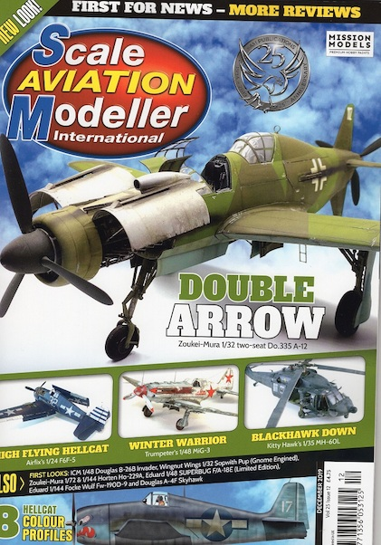 Scale Aviation Modeller Int Vol 25 Issue 12 December 2019  977135605312512