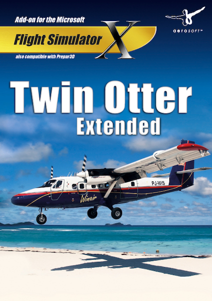 Twin Otter Extended (download version)  4015918126793-D