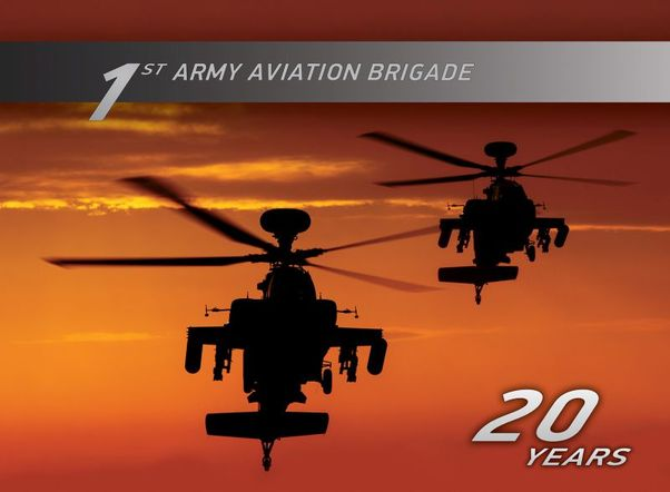 1st Army Aviation Brigade - 20 years!  9786188336018