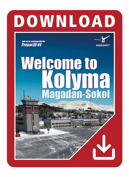 Welcome to Kolyma ( Download version)  AS14355