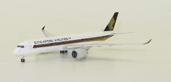 Singapore Airlines A350-900 9V-SHA (1:400)