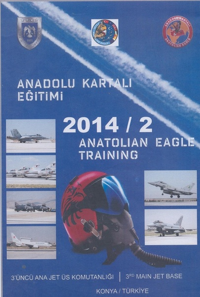 Anatolian Eagle Training 2014  DVD-AET3