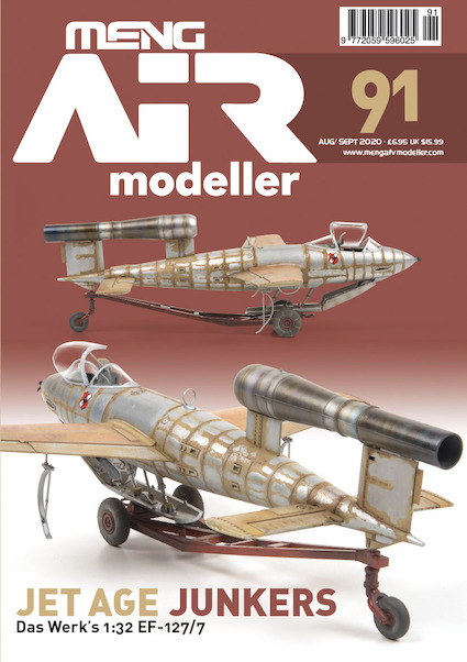 Air Modeller No 91 AUG/SEPT2020  977205959602591