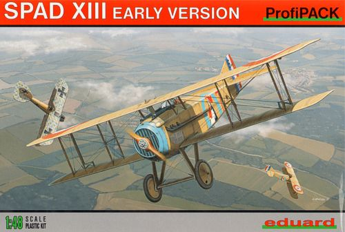 Spad XIII Early version (REISSUE)  8197
