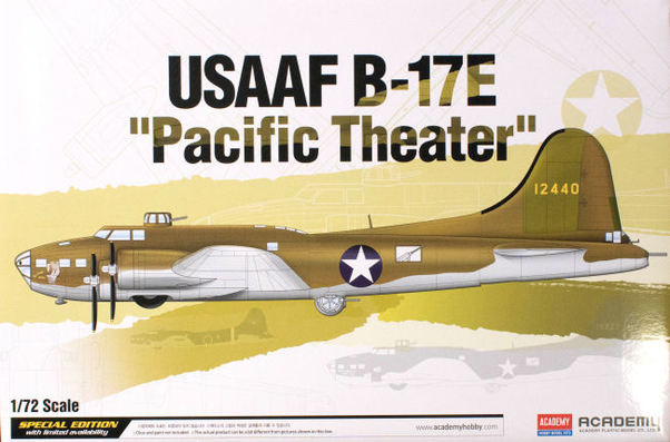 Boeing B17E Flying Fortress