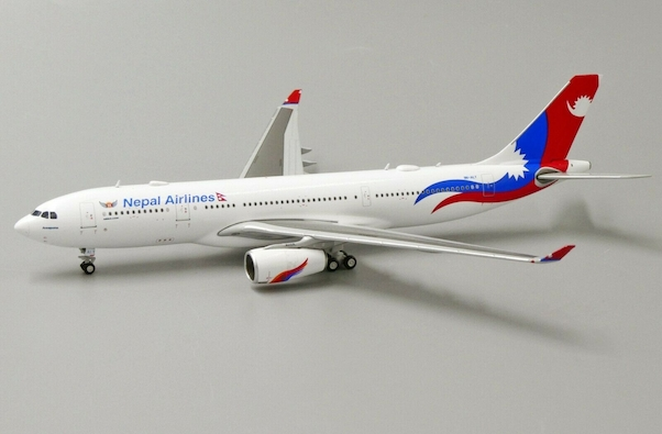 Airbus A330-200 Nepal Airlines 9N-ALY With Stand  LH4107