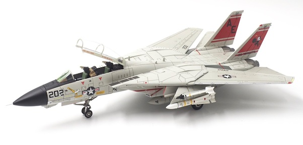 F14A Tomcat US Navy, VF-31 Tomcatters Buno 161858  CBW721412
