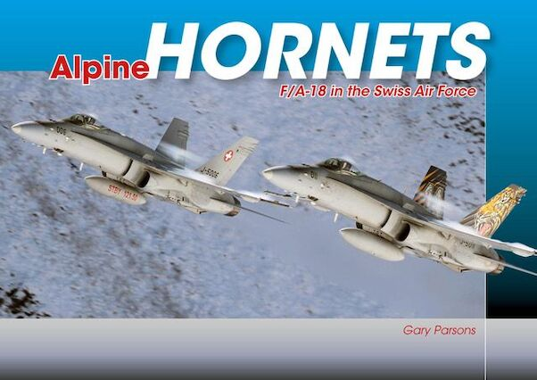 Alpine Hornets, F/A18 in the Swiss Air Force  TPAV002