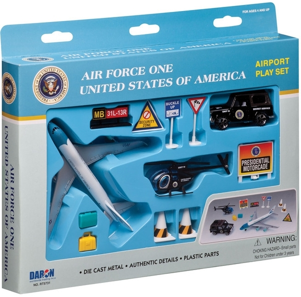 Airport Playset (Air Force One)  RT5731
