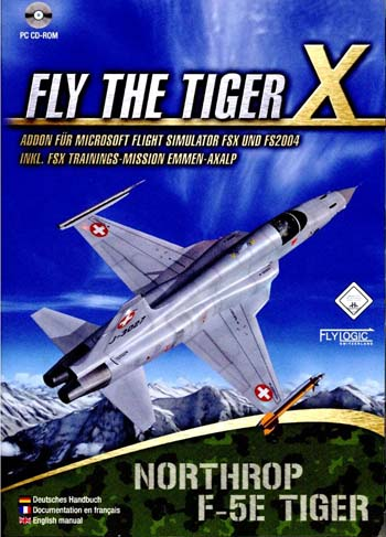 Fly the Tiger X (download version)  7640101480634-D