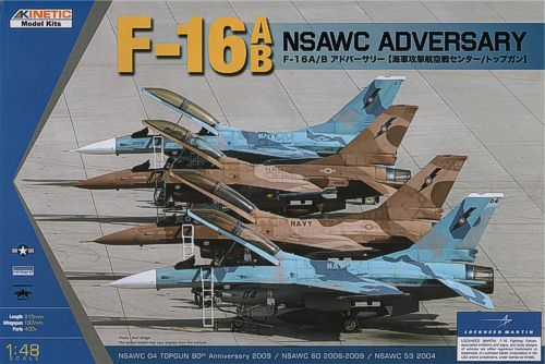 F16A/B Fighting Falcon (NSAWC Adversary)  K48004