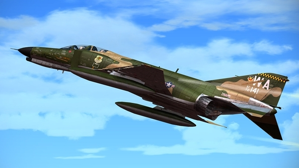 F-4E Phantom II (Download Version) (Military Visualization 148691-D)