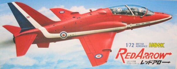 Hawk Red Arrows  7A-B2