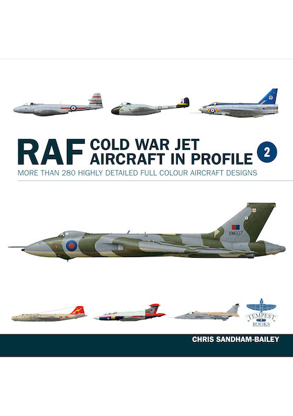 RAF Cold War Jet Aircraft in Profile  (expected December 2019)  9781911658115