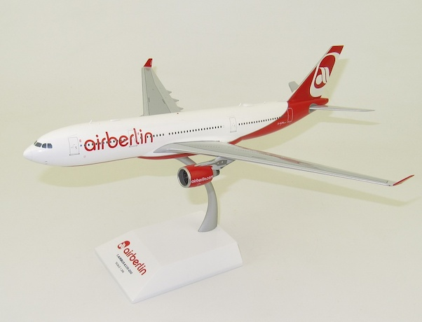 A330-200 (Air Berlin) D-ALPA With Stand  XX2198