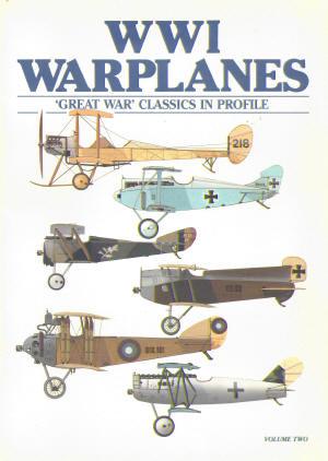 ww1 war planes